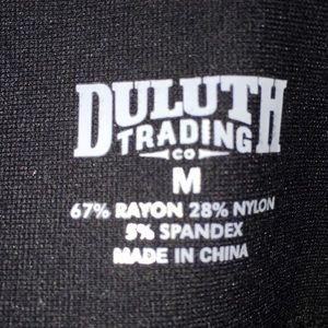 Duluth black pants